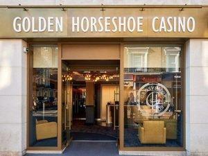 Kasino Grosvenor London Golden Horseshoe
