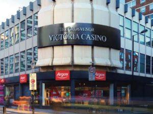 Grosvenor Casino London The Victoria building