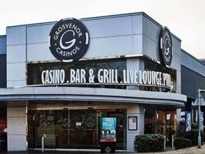 Grosvenor Casino Luton building