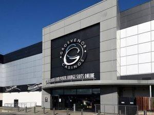 Grosvenor Casino Sheffield building