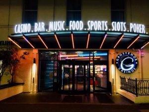 Kasino Grosvenor Southend di Laut