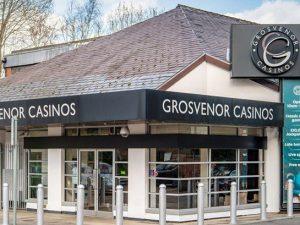 Grosvenor Casino Stockport building