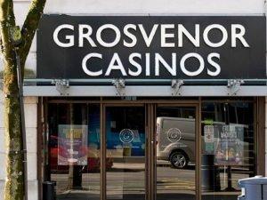 Grosvenor Casino Swansea entrance