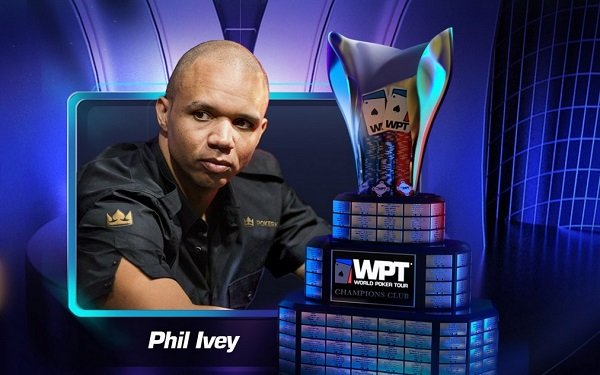 Poker Legend Phil Ivey takes down $25,000 WPT Heads-Up Championship