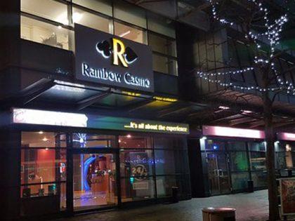 Rainbow Casino Bristol entrance