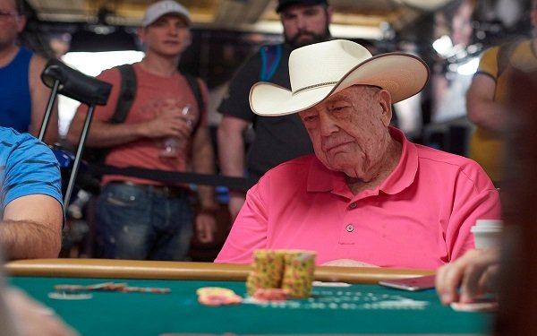 People News: Brunson to make an appearance in this year's WSOP; Tice holds six-figure lead in HU challenge; Postle loses another $27k judgment; Polk eliminates Dwan