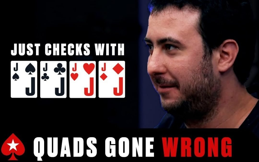 Videos of the Week: The funniest side bet in Poker; Phil Hellmuth's Greatest Poker Moments and more…
