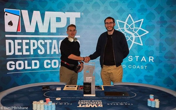 Record breaking turnout at WPTDeepStacks Gold Coast; Will Davies wins the Main Event; final festival results