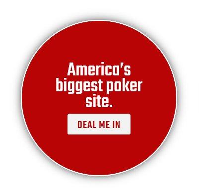 Play on America's biggest poker siteUSA