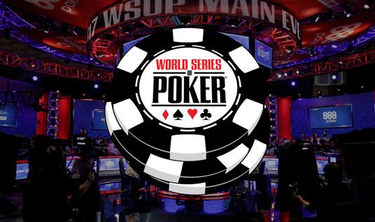 2021 WSOP Update: Proof of vaccination now required for all event participants