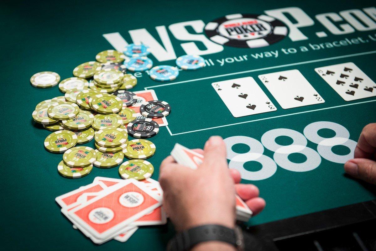 Vegas Briefs: WSOP's response to staffing issues; Golden Nugget's 2021 Grand Poker Series underway; Robbins settles $1.25 million lawsuit against Borgata