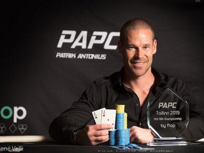Interview: Patrik Antonius shares thoughts on the evolution of modern poker, personal poker career missions, and his present focus in life