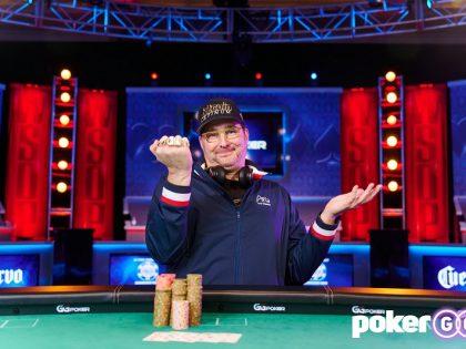 2021 WSOP: Phil Hellmuth finally captures elusive 16th bracelet; Chance Kornuth clasps third career bracelet; Dylan Weisman wins first gold