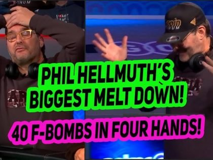 Videos of the Week: Hellmuth Freakout at the WSOP, Aces vs. Seven-Deuce, Drunk Negreanu Vlog & More!